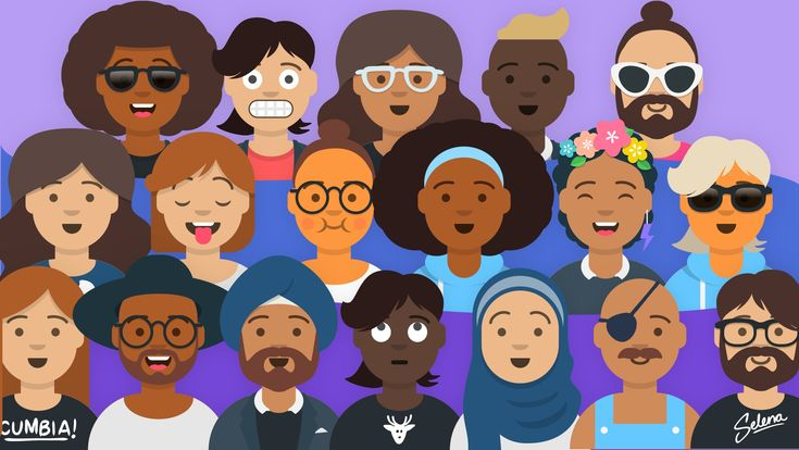 Create avatar illustrations in Sketch App with this free library. Mix & match clothing, hair, emotions, and all kinds of stuff.