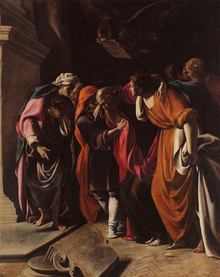 Orazio Borgianni, The Death of Saint John the Evangelist, 17th century