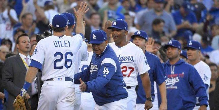 Esto necesitan los Dodgers para asegurar playoffs