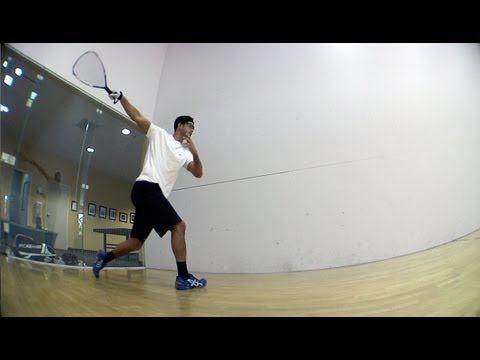 "Racquetball Drill - ""The Ellis Drill""   Racquetball ..."