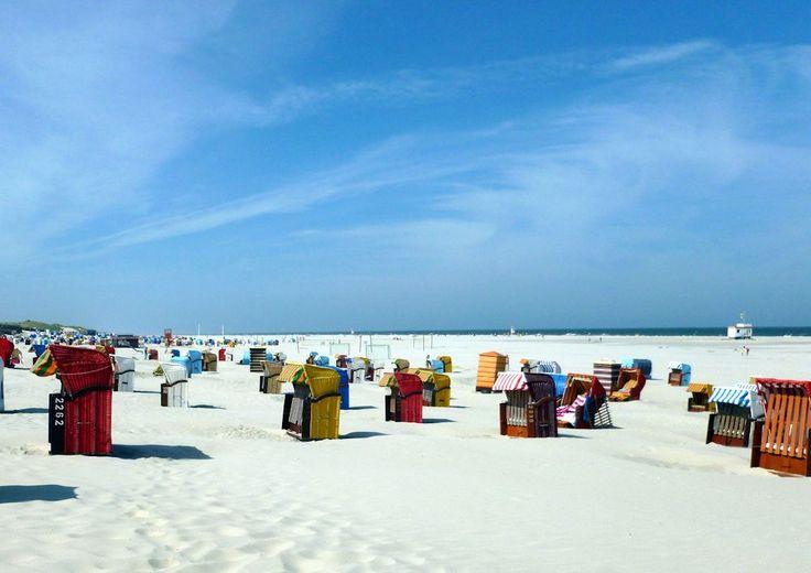 Alemania Germany Deutschland Juist Island Strandurlaub auf der Insel Juist, Nordsee