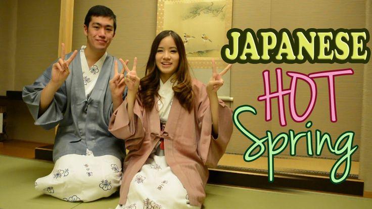 Japanese HOT SPRING   Takinoya Onsen Experience! 登別の旅館に行ってみました!
