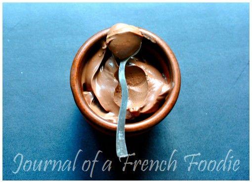 Guilt-free chocolate cream with silken tofu