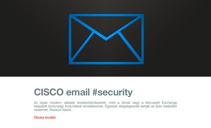 CISCO email #security