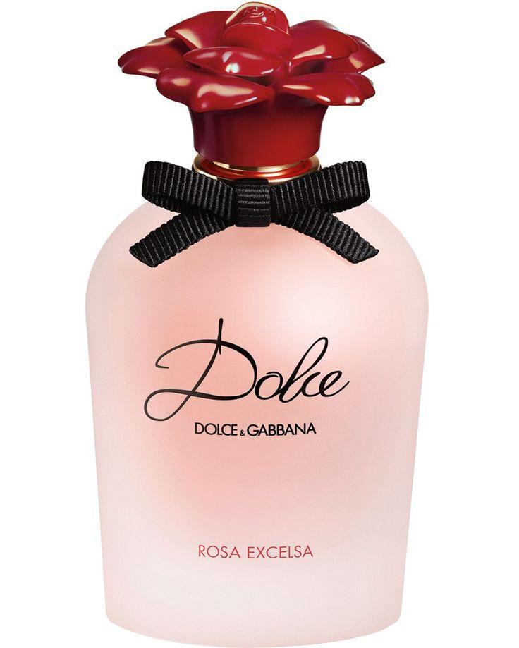 DOLCE ROSA EXCELSA le nouveau parfum Dolce Gabbana