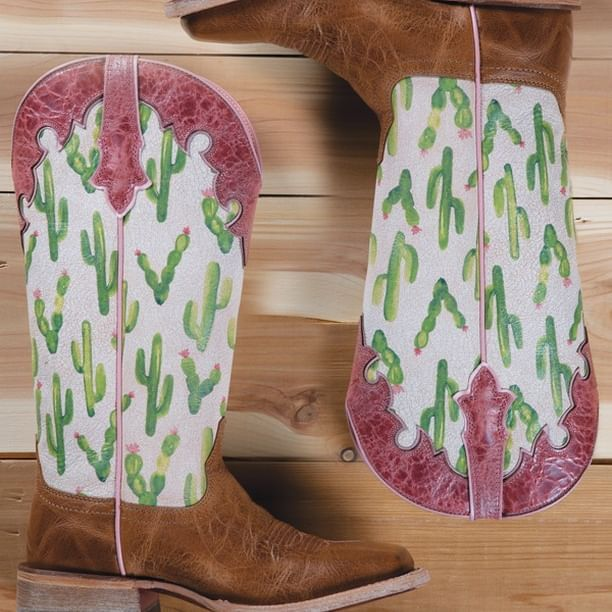 23199a69b3a These boots prickle our fancy! Are you loving these Cactus Fonda ...