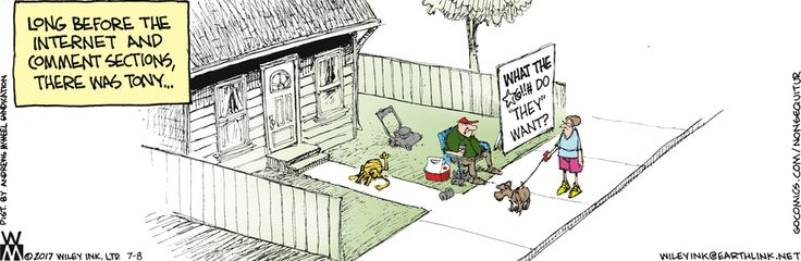 Non Sequitur strip for July 8, 2017