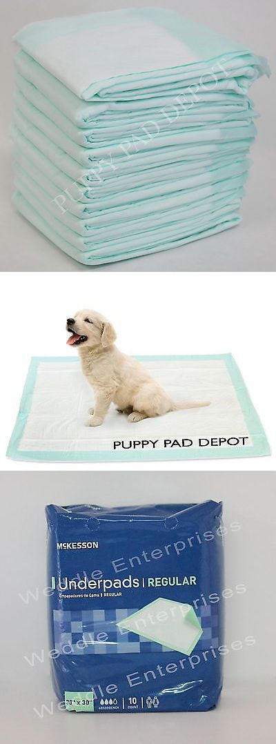 House Training Pads 146243: 30X30 Dog Pet 150/Case Underpads Puppy Cat Training Piddle Wee Wee Pee Pads BUY IT NOW ONLY: $37.95