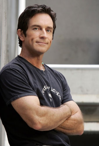 Jeff Probst - and now he has a talk show, AAARRRGGGHHHHH
