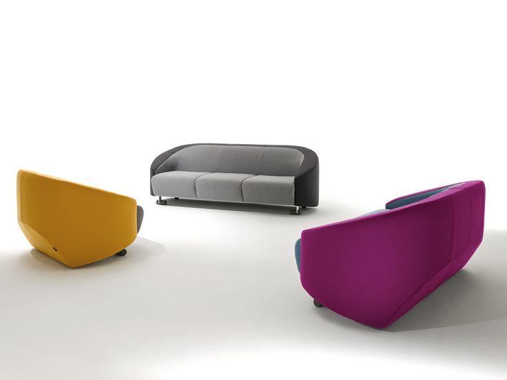 Claire #ditreitalia #sofa #armchair #newproducts #livingspace #2016 #design