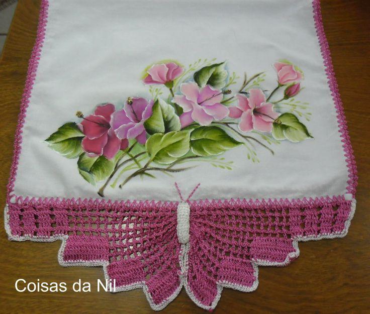 Bicos Croche Flores  Kamistad Celebrity Pictures Portal