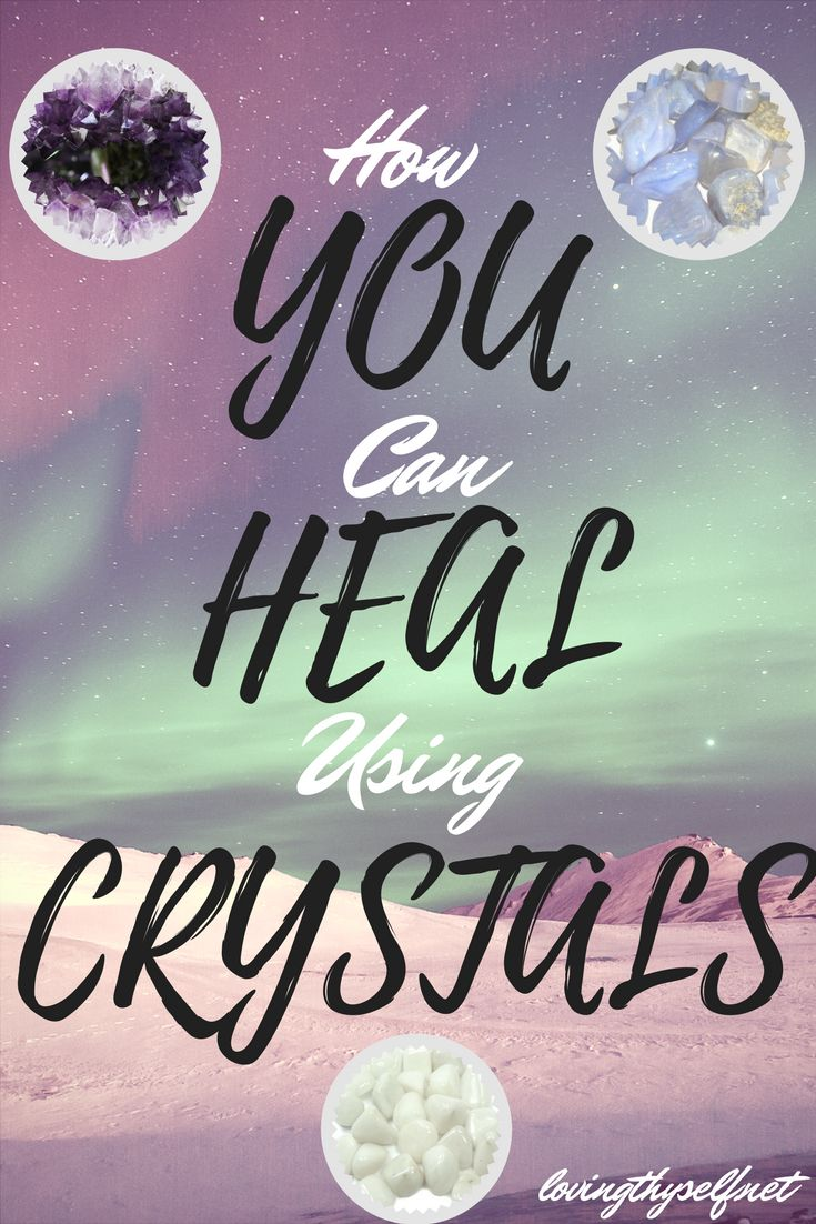 #crystalhealing how you can heal your life and all 7 chakras using crystals find out: lovingthyself.net