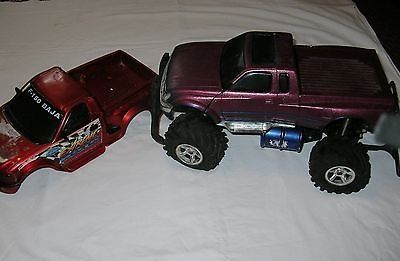 awesome Remote Control Truck Radio Control Trucks RC Trucks Tower Hobbies Radio Shack - For Sale
