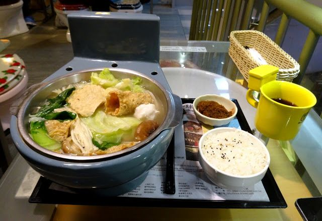 Taipei: A Quirky 'Toilet Dinner' at Modern Toilet Restaurant in Ximending