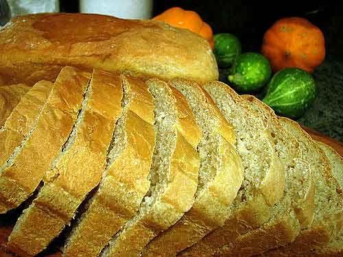 "Homemade Bread ""Grandmother Bread"""