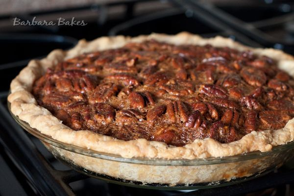 Classic-Pecan-Pie-2-Barbara-BakesPies Recipe, Pies Crusts, Pie Crusts, Pecans Pies, Thanksgiving Recipes, Pie Recipes, Pecan Pies, Crusts Tutorials, Classic Pecans Pi