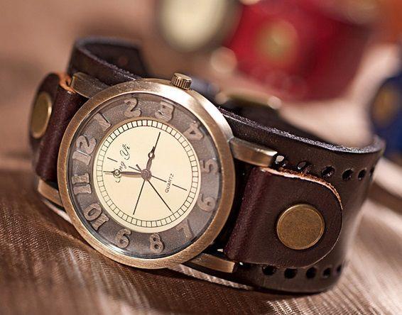 Goedkope Lederen Armband Horloge MANNEN Hoge Kwaliteit horloge vrouwen Retro Vintage Fashion Genève Stijl Dropshipping, koop Kwaliteit casual horloges rechtstreeks van Leveranciers van China: nieuwe hig kwaliteit genève metalen horloge vrouwen gouden horloge vrouw analoge quartz horloge dropshipping goud