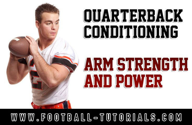 Our arm is the expression of what we are as a quarterback. Today I share some quarterback conditioning drills to improve arm strength and throwing power.