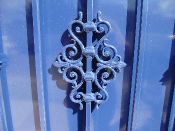 Design for gate @ Quesada