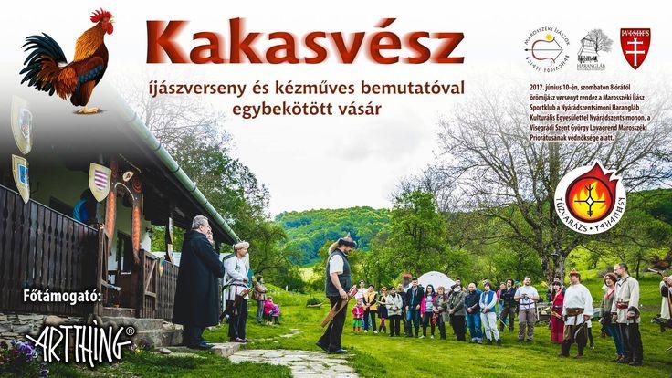 Ha érdekel a tradicionális íjászat, vagy szeretnél többet megtudni a feledésbe merülő mesterségekről a Kakasvész 2017-en a helyed! http://ahiramiszamit.blogspot.ro/2017/06/ha-erdekel-tradicionalis-ijaszat-vagy.html