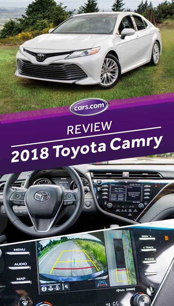 2018 Toyota Camry Everything You Should Know Car Reviews