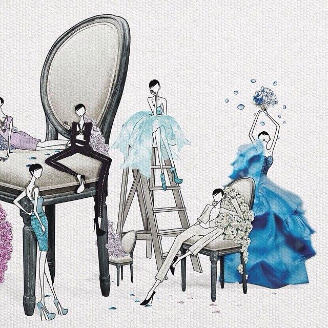 JSK @jaesukkim on Instagram photos SYDNEY/SEOUL BASED DESIGNER / FASHION ILLUSTRATOR /ART DIRECTOR #jskillustration commission... - igbox