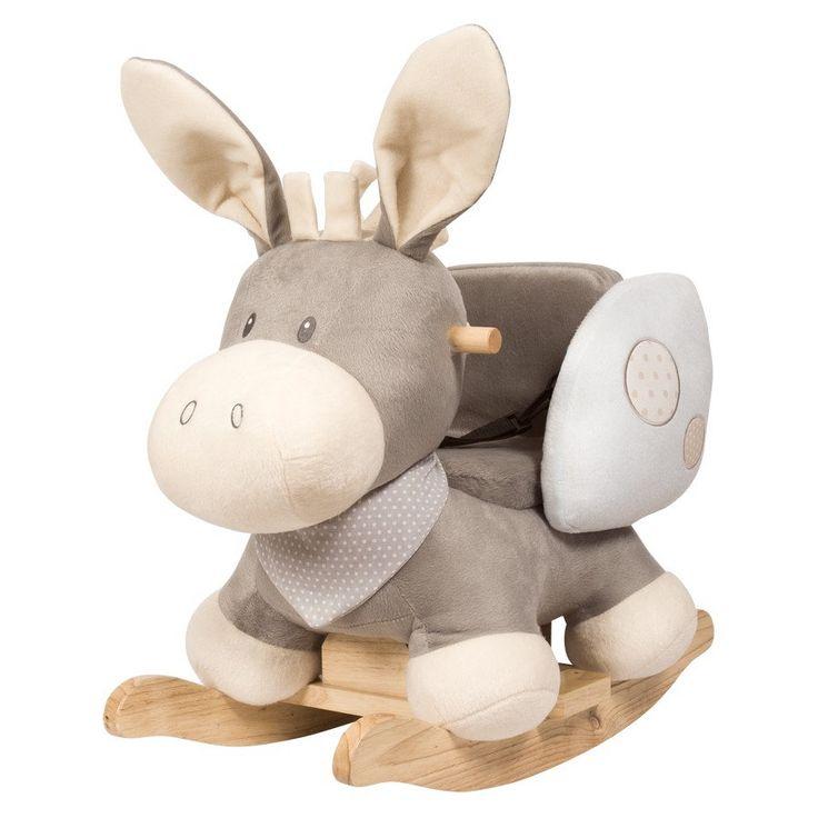 NATTOU Cappuccino Schaukeltier Esel | babymarkt.de