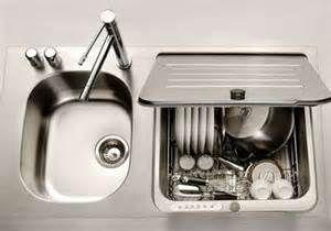 Small Kitchen Sink Sizes #1 - Kitchen Sink & Dishwasher