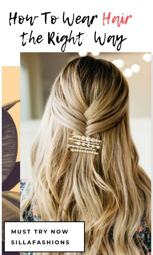 Hairstyle ideas for medium-long or long hair. Easy for ladies with thin, fine, curly or with layers to do. Perfect for prom …
