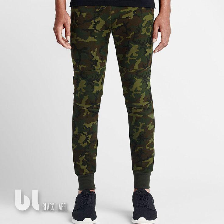 Nike Tech Fleece Camo Pants Herren Trainings Hose Camouflage Jogging Fleece Hose in Kleidung & Accessoires, Herrenmode, Fitnessmode | eBay!