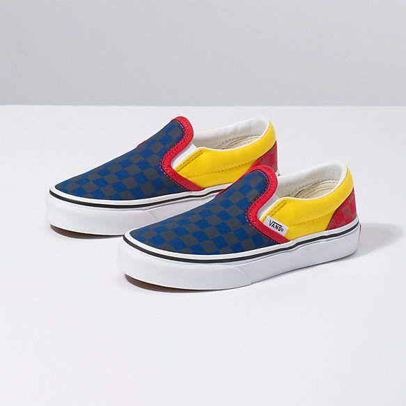 Kids OTW Rally Slip-On   Girls shoes