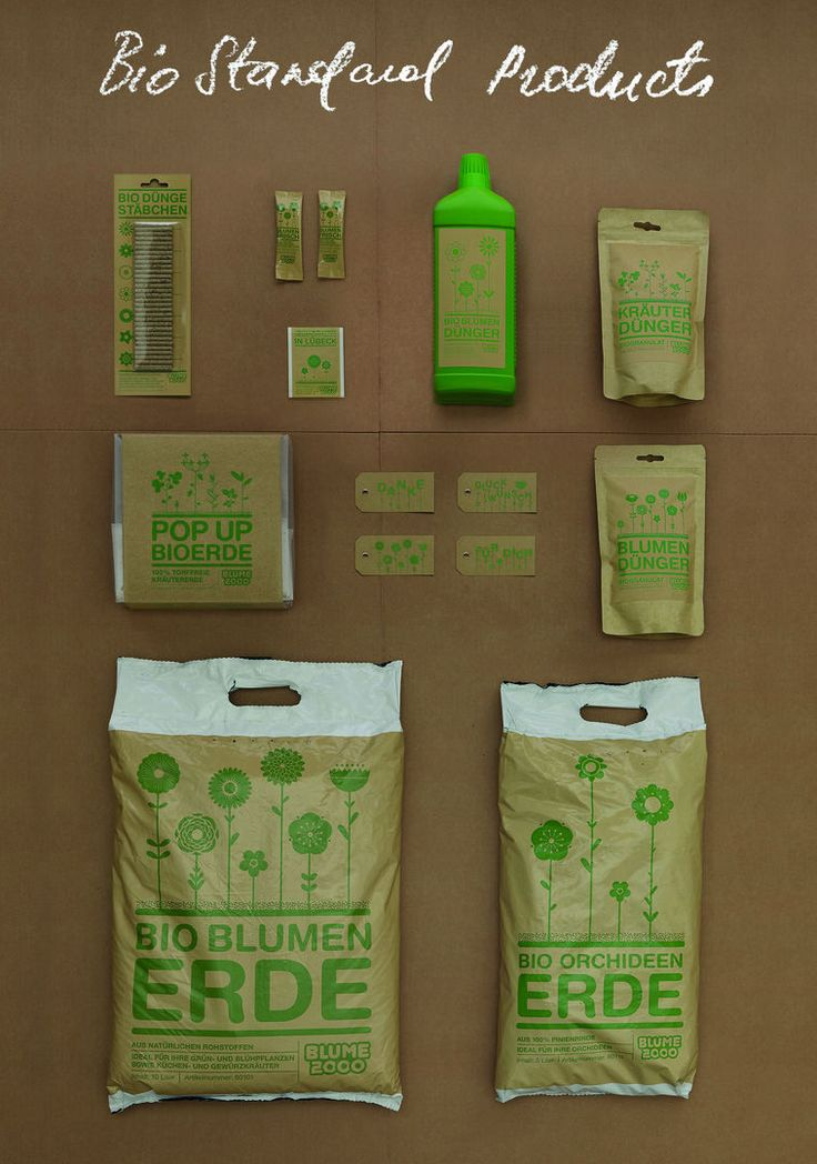 Blume 2000 | bio products #packaging #design | iF > Ivan Giorgetti PD