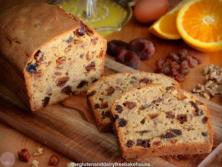 'Wholemeal' Apricot Nut Loaf
