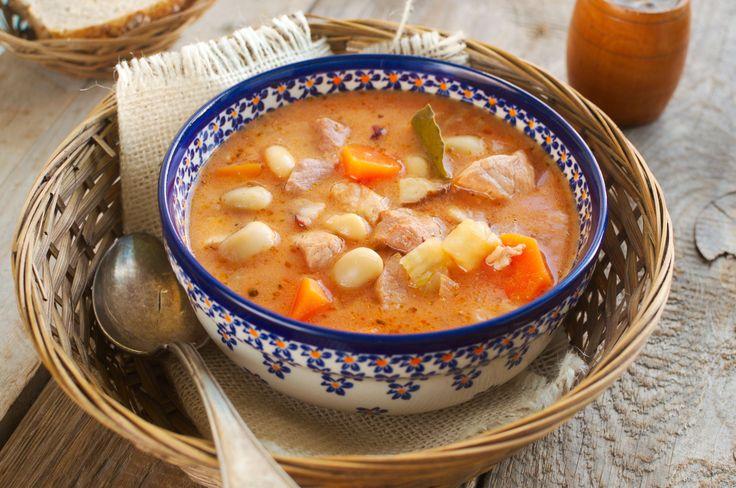 Karmuszka czyli zupa gulaszowa z Warmii i Mazur