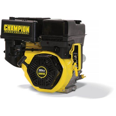 Champion Power Equipment 100221 389cc General Purpose Replacement Engine with Electric Start (50 State)