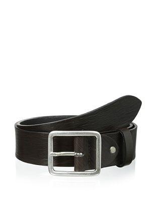 63% OFF Gordon Rush Men's Striated Belt (Brown)