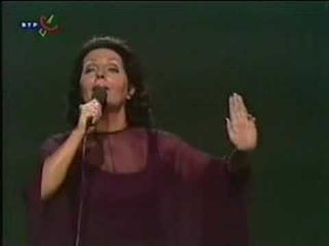 Amalia Rodrigues _ Canzone per te _  1970
