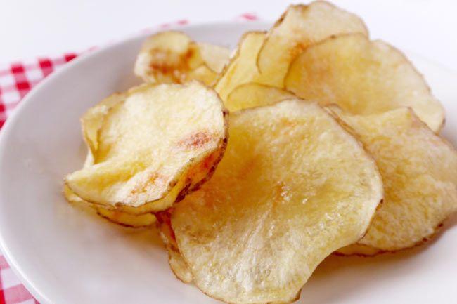 チップス 揚げ ない ポテト