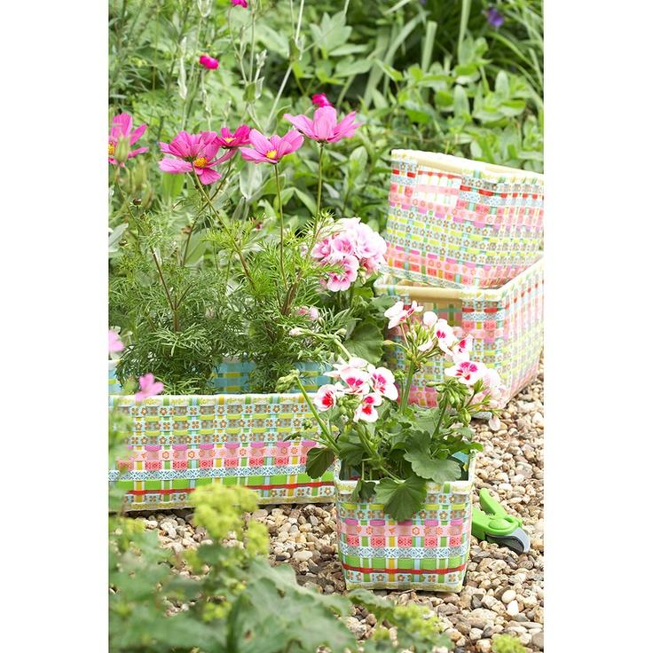 Flower Box / Liten Förvaringskorg Jane Green, kategori Förvaring Inreda.com