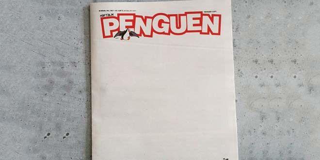 Uzun yıllardır hayatımızda var olan mizah dergisi Penguen, sıkı takipçilerine yayın hayatlarını durd...