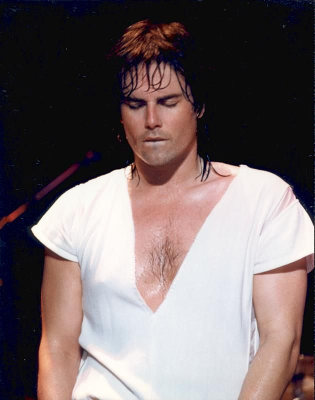 Jimi Jamison, late '80s; provenance unknown (but who the heck cares???)