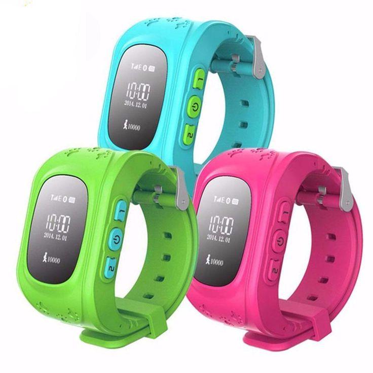 Hot Smartwatch for Kids Tracker Locator & SOS Call - NewBorn & Mom