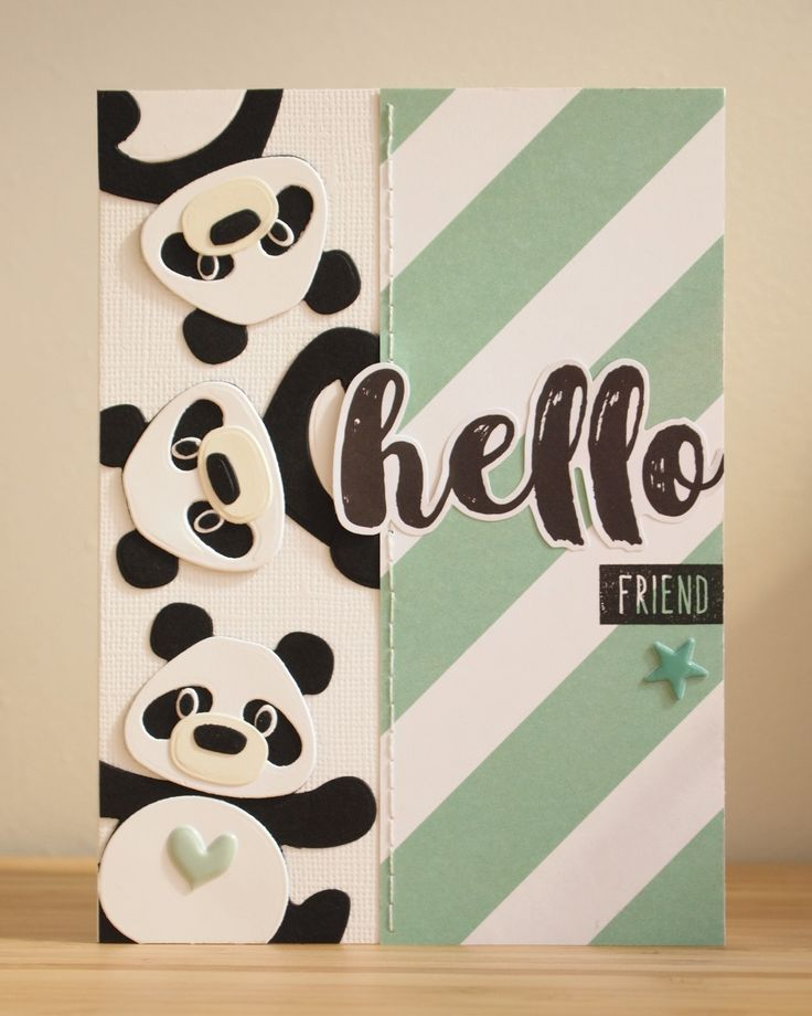 handmade by margaretha: hello friend, Marianne Design, Creatables, Eline Pellinkhof