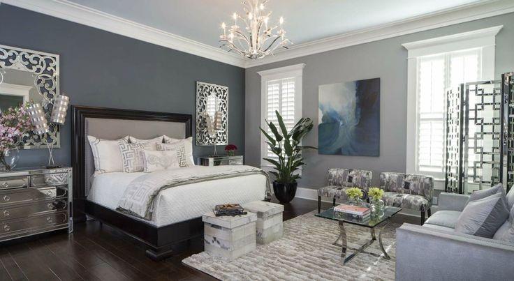 Master Bedroom Ideas #PoshInteriors #InteriorDesign
