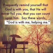 I am a worrier, always thinking about the worst case scenario. And while it is good to be prepared and knowledgable about dangers in our world, I'm trying to trust God more and let go of the stress and fear.    Knowing He has my back is so amazing!