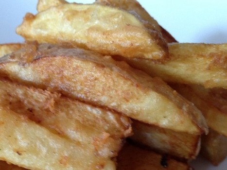how to make beer batter fries