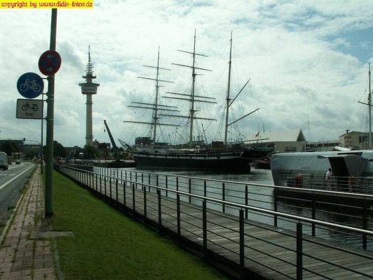 "Bark ""Seute Deern"" in Bremerhaven"