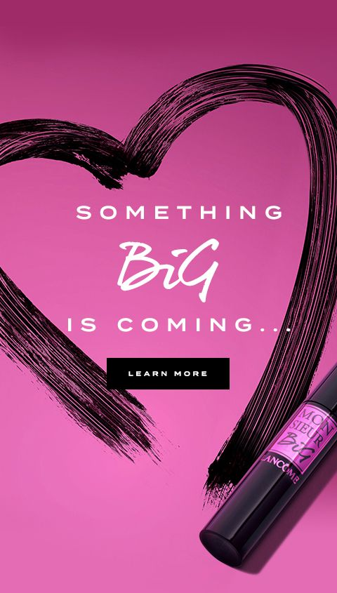 SOMETHING BiG IS COMING... LEARN MORE