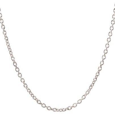 Pandora zilveren Ketting 590200 - 45 cm. Een mooi en echt zilveren Pandora-Ketting. Past bij elke outfit en geeft u de uitstraling die bij u past. https://www.timefortrends.nl/sieraden/pandora/ketting.html