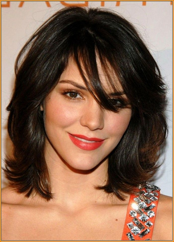 medium hairstyles for thick coarse hair 2016 - Google Search